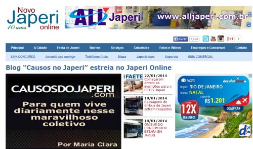 japeri online